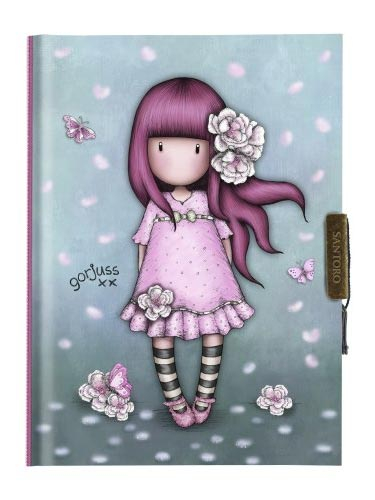 Agenda - Lockable Cherry Blossom