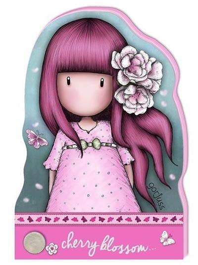 Blokčić - Character Cherry Blossom
