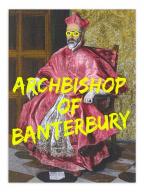 Čestitka - Archbishop Of Banterbury