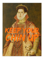 Čestitka - Keep Your Chin Up