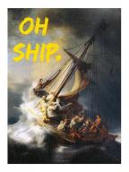 Čestitka - Oh Ship