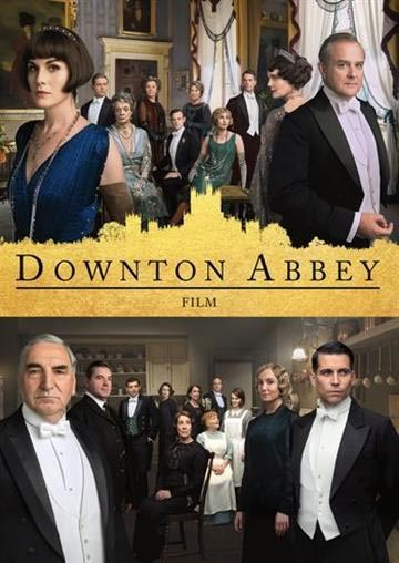 Downtown Abbey, dvd