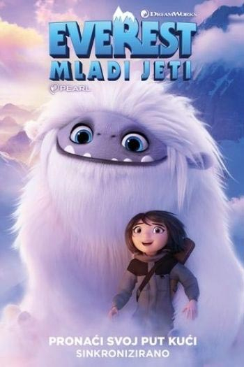 Everest: Mladi jeti, dvd