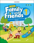 FAMILY AND FRIENDS 1 - ENGLESKI JEZIK, UDŽBENIK ZA 3. RAZRED OSNOVNE ŠKOLE