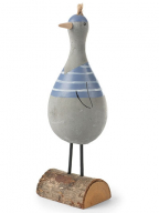 Figura - Duck with stripes