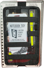Futrola Notebook Bookaroo Tidy Black