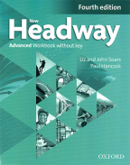 Headway Advanced 4th Workbook - engleski jezik, radna sveska za 4. godinu srednje škole