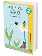 Latica po latica latinica - srpski jezik, udžbenik za 2. razred osnovne škole