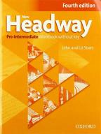 New Headway: Pre-Intermediate Workbook without key - engleski jezik, radna sveska za 1. godinu gimnazija i 1. i 2. godinu srednjih stručnih škola
