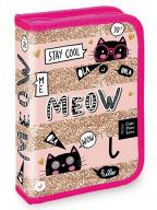 Pernica - S-Cool jednodelna, puna Meow