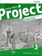 Project 3 - engleski jezik, radna sveska za 6. razred osnovne škole