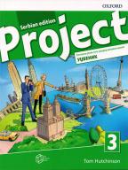 Project 3 - engleski jezik, udžbenik za 6. razred osnovne škole