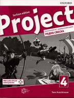 Project 4 - engleski jezik, radna sveska za 7. razred osnovne škole