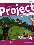 Project 4 - engleski jezik, udžbenik za 7. razred osnovne škole