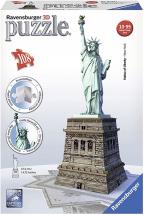 Ravensburger 3D puzzle - Statua Slobode
