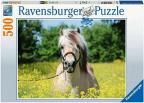 Ravensburger puzzle - Konj