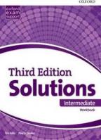Solutions 3e Ireintermediate - engleski jezik, radna sveska za 2. I 3. godinu srednjih škola