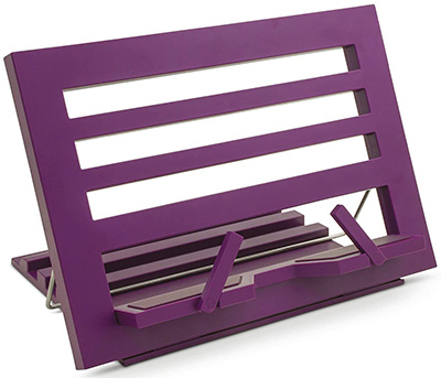 Stalak za knjigu Brilliant Reading Rest Mulberry Purple