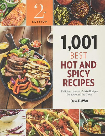 1,001 BEST HOT AND SPICY RECIPES