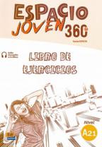 Espacio joven 360 a2.1 - španski jezik, radna sveska za 6. razred osnovne škole
