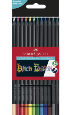 Faber Castell bojice 1/12 Black edition