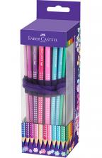 Faber Castell bojice 1/20 Grip Sparkle