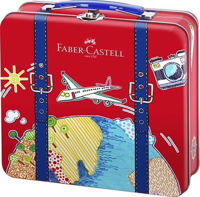 Faber Castell flomaster skolski 1/40 Koferče