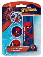 Gumice set/4 - Spider-Man