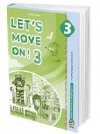 Let's move on 3 - engleski jezik, radna sveska za 3. razred osnovne škole