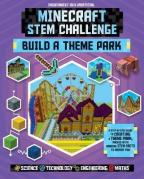 Minecraft Stem Challenge - Build A Theme Park