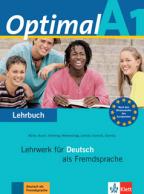 Optimal A1 lehrbuch - nemački jezik, udžbenik za 1. godinu srednje škole