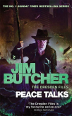 peace talks - the dresden files book 16