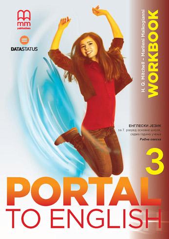 Portal to English 3 - engleski jezik, radna sveska za 7. razred osnovne škole