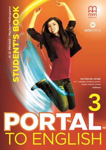 Portal to English 3 - engleski jezik, udžbenik za 7. razred osnovne škole