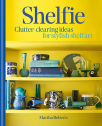 shelfie clutter-clearing ideas for stylish shelf art