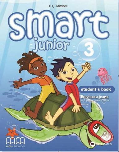 Smart Junior 3 - engleski jezik, udžbenik za 3. razred osnovne škole