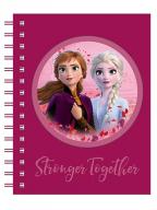 Sveska - Sp A5, Frozen, Stronger Together