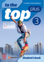 To the Top Plus 3 - engleski jezik, udžbenik za 7. razred osnovne škole