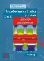Vieweg: građevinska fizika 2