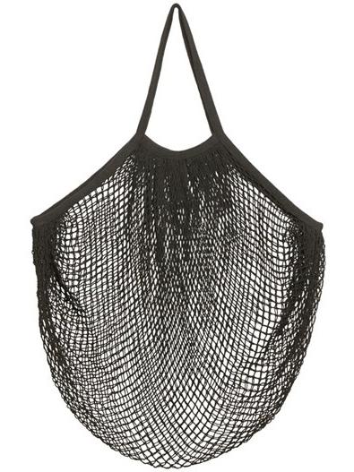 Xl Cotton Net Carry-All Bag