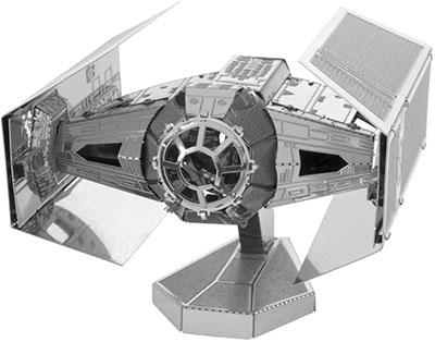 3D metalna maketa - Star Wars, Darth Vader Tie Fighter