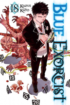 Blue Exorcist, Vol. 18