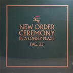 Ceremony - Version 1 (Vinyl)