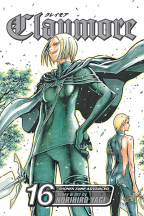 CLAYMORE, VOL. 16: THE LAMENTATION OF THE EARTH