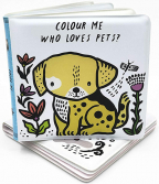 COLOUR ME: WHO LOVES PETS?