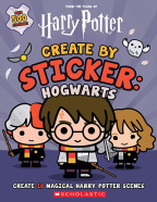 Create By Sticker: Hogwarts (From The Films Of Harry Potter)