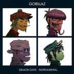 DEMON DAYS (VINYL) 2LP