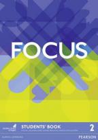 Focus 2 Student's Book - engleski jezik, udžbenik za 2. godinu srednje škole