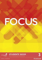 Focus 3 Student's Book - engleski jezik, udžbenik za 3. godinu srednje škole