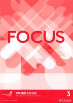 Focus 3 Workbook - engleski jezik, radna sveska za 3. godinu srednje škole